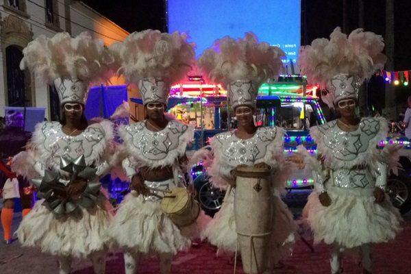 Grupo cultural em Goiana